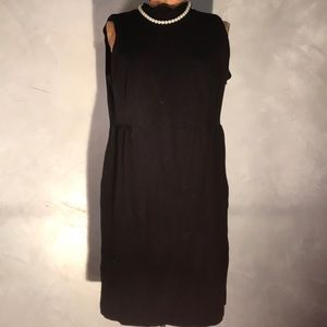 Banana Republic Knit Button Back Classic Dress W41